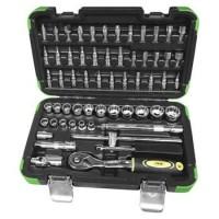Caixa de ferramentas 3/8 de 59 peças JBM