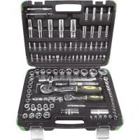 Caixa de ferramentas de 108 peças cromado JBM